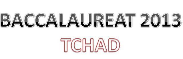 Bac Tchad 2013