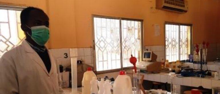 Article : Covid-19 : une solution hydro-alcoolique «made in Abeche»